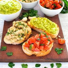 Three real Italian Bruschetta recipes, the way Italian Mamas make them! Tomato and Basil Bruschetta, White Bean and Lemon Bruschetta, and Celery & Lime. Make a Bruschetta spread in just 15 minutes!