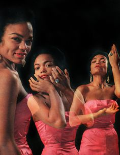 Eartha Kitt photographed by Arthur Rothstein for Look Magazine, 1953
