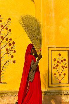 India -- bright, bold, beautiful :-)