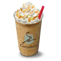 One thing I really miss about minnesota, caribou coffee caramel coolers.