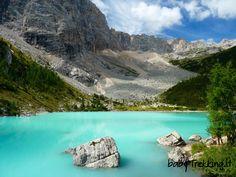 Una bellissima escursione al Rifugio Vandelli e al lago Sorapis, nelle Dolomiti…