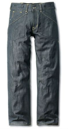 Pike Brothers Chopper Jeans