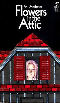 Flowers in the Attic. Incest...lots of incest. One if the mist messed up yet beautifully written novels. I would recommend....yet advise caution.