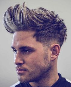 99 Awesome Modern Fohawk Hairstyles Ideas In 50 Mohawk Hairstyles for Men Manly Short to Long Ideas, Modern Hairstyles for Male, 25 Best Short Faux Hawk Haircuts for Men 2020 Hottest, Faux Hawk Hairstyles for Men 40 Fashionable Fohawks. Mohawk Hairstyles Men, Cool Hairstyles For Men, Modern Hairstyles, Cool Haircuts, Haircuts For Men, Fashion Hairstyles, Female Hairstyles, Men's Haircuts, Hairstyles Videos