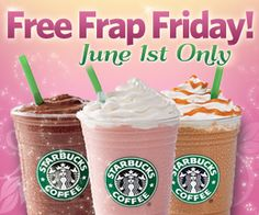 100 Free Starbucks Gift Cards Up For Grabs