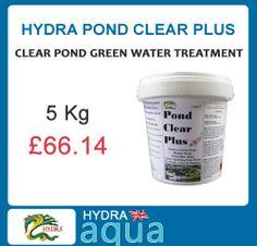 Hydra Pond Clear