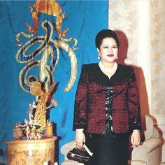 Queen Sirikit of Thailand