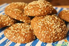 Hamburger, Bakery, Muffin, Healthy Recipes, Healthy Food, Food And Drink, Low Carb, Cookies, Breakfast