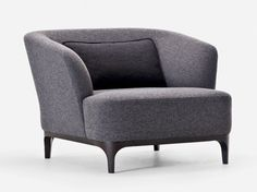 ELLE/P Armchair by La Cividina design Luca Botto