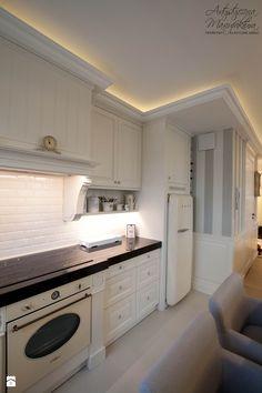 kuchnia klasyczna - zdjęcie od Artystyczna Manufaktura - klasyczne meble na zamówienie