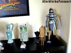 Indiana Jones Theme Boys Room Renovation | A Cork, Fork, & Passport