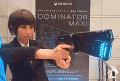 Psycho-Pass Dominator Maxi: King Of Anime Replica Guns