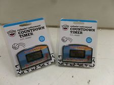 big mouth toys countdown timer instructions
