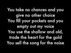 Churchill - Change (Lyrics) - YouTube