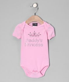 Daddy's little princess deserves the best!