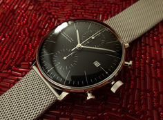 Junghans Max Bill Chronoscope Chrono