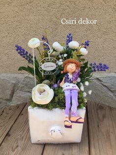 Deco Floral, Flower Boxes, Ikebana, Artificial Flowers, Floral Arrangements, Shabby Chic, Bouquet, Joy, Wreaths