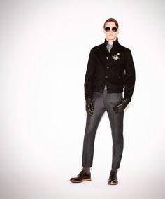 Louis Vuitton Pre-Fall 2013, las dos caras de la firma francesa