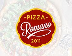 Logo and brand design for small local pizzeria-