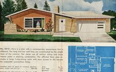 Mad for Mid-Century: Atomic Ranches with Mid-Century Doors
