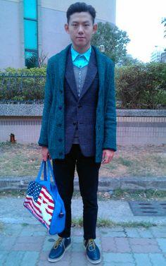 每日精選 - 2013-11-21   Dappei 搭配 - 服飾穿搭網站