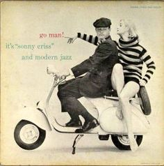 Sonny Criss : Go Man!   vintage album cover