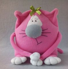 Cute Catpillow - no tutorial