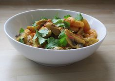 Prawn Curry Recipe for Toddlers, Adults, everyone!