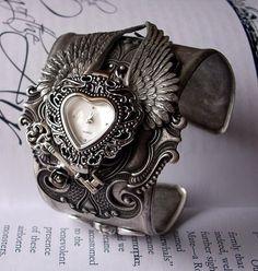 Moda e estilo STEAMPUNK para bijuterias + dica de passo a passo de anel…