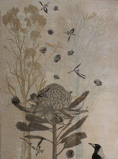 Visit the post for more. Plant Illustration, Botanical Illustration, Pressed Flower Art, Classic Paintings, Gravure, Botanical Art, Chinese Art, Painting Inspiration, Art Images