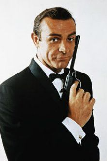 Sean Connery as James Bond in the 1960s: Get the look now