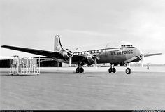 Douglas C-54G Skymaster (DC-4) - USA - Air Force | Aviation Photo #2710571 | Airliners.net