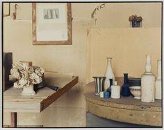 Studio of Giorgio Morandi. Luigi Ghirri - Paris Photo Agenda