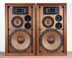 Pioneer CS-A700 Three Way Speakers, Horn Tweeter