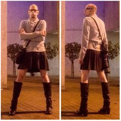 my book: Selifes of Me in Skirts in L.A. (available on Amazon.com) #thatguyinskirtsinLA