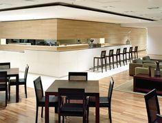Sofisticação e detalhe em comercio Projetos de ambientes de muito luxo