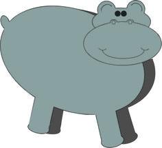 Hipopotamo/ Corel Draw