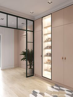 Prime Life | CARTELLE DESIGN Wardrobe Interior Design, Interior Design Studio, Best Interior Design, Hall Wardrobe, Modern Wardrobe, Built In Wardrobe, Built In Furniture, Unique Furniture, Furniture Design
