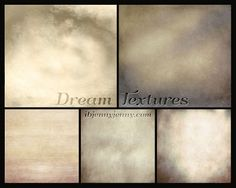 5 Free Dream Textures - ibjennyjenny Photography and Free Resources