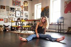 Erin Wasson's home