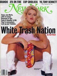 New York Magazine 'Anna Nicole Smith'