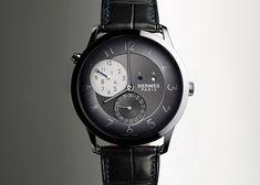 Hermès Slim D'Hermès GMT Watch