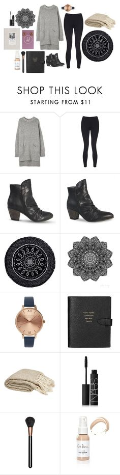 """""""#105"""" by ohbuttons on Polyvore featuring Sweaty Betty, The Beach People, Olivia Burton, Smythson, NARS Cosmetics, MAC Cosmetics and country"""