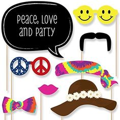 60's Hippie - Photo Booth Props Kit - 20 Count Big Dot of Happiness http://www.amazon.com/dp/B011AACF60/ref=cm_sw_r_pi_dp_MLNWwb0JVKXCR