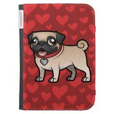 Shop Cartoonize My Pet Receiving Blanket created by CartoonizeMyPet. Pug Cartoon, Cute Cartoon Animals, Cute Animals, Funny Animals, Pet Stroller, Stroller Blanket, Pets 3, Pet Dogs, Doggies
