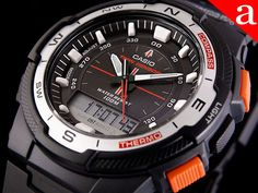 d0e14f2791ff2b Zegarek męski CASIO - MAGNUS - kompas , termometr - 4897296064 - oficjalne  archiwum allegro