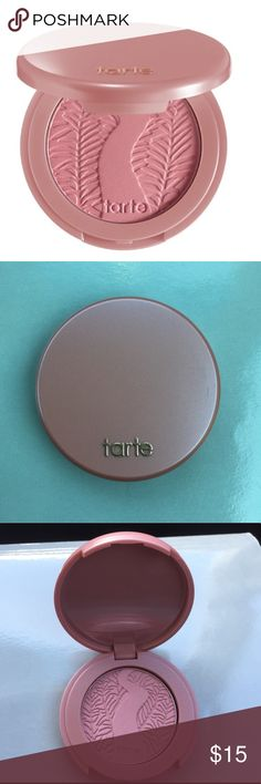 [tarte] Paaarty Amazonian Clay 12 Hour Blush Brand new! .05 Ounce travel size. From Sephora. Awesome long lasting pink blush by Tarte! tarte Makeup Blush