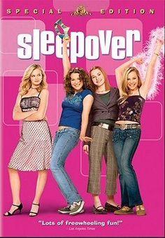 sleepover_verdvd Alexa Vega, Jane Lynch, Sara Paxton, Brie Larson ...