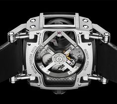 A timepiece light-years apart from conventional watchmaking  RJ - Romain Jerome the Moon Orbiter (PR/Pics http://watchmobile7.com/data/News/2013/06/130619-romain_jerome-Moon_Orbiter.html) (3/3) #watches