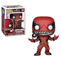 Funko Games Pop! - Marvel - Contest of Champions - Venompool The mobile fighting game Marvel - Contest of Champions is coming to Pop! As you assemble your ultimate team of champions you can now have Pop! versions of some of your favorite characters! This series includes King Groot, the mystical Guillotine, Civil Warrior, and Venompool. This is a pre-order scheduled for release in February 2018. Item will ship once we get them in our warehouse. Any questions just ask.